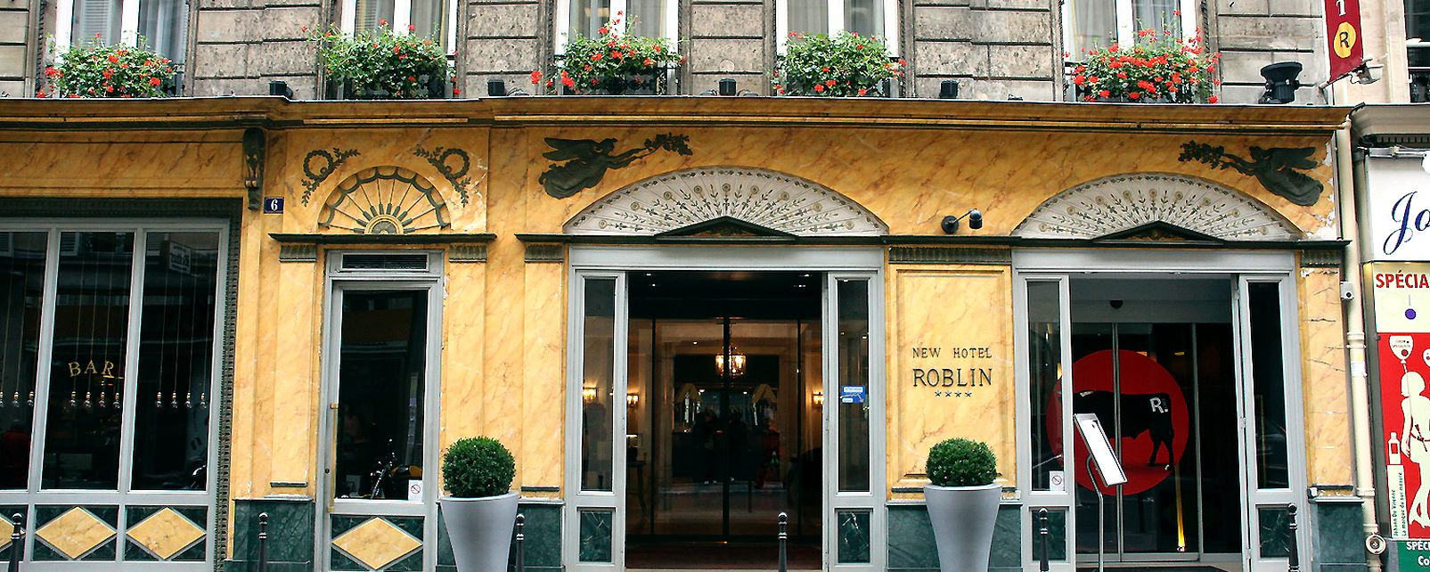 Hotel New Hotel Roblin Paris
