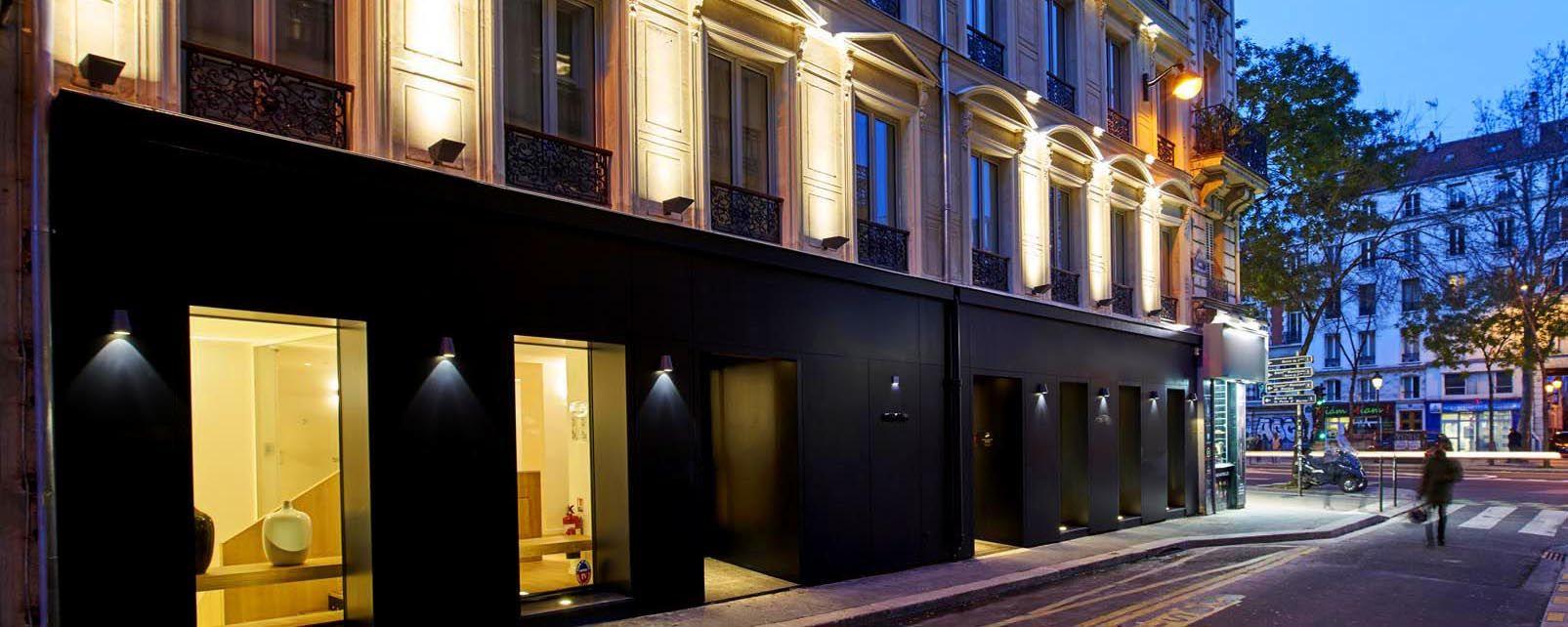 Hôtel 9République