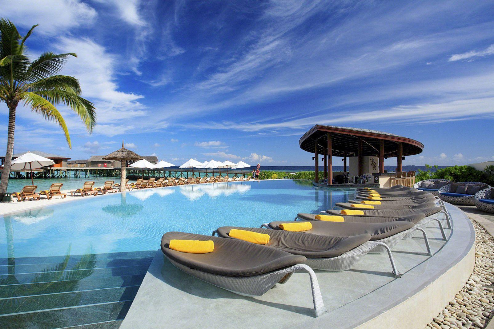 Séjour Vol + Hôtel Centara Ras Fushi 4* Atoll Malé Nord, Maldives - 1