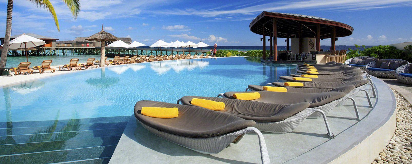 Hôtel Centara Ras Fushi Resort Spa Maldives