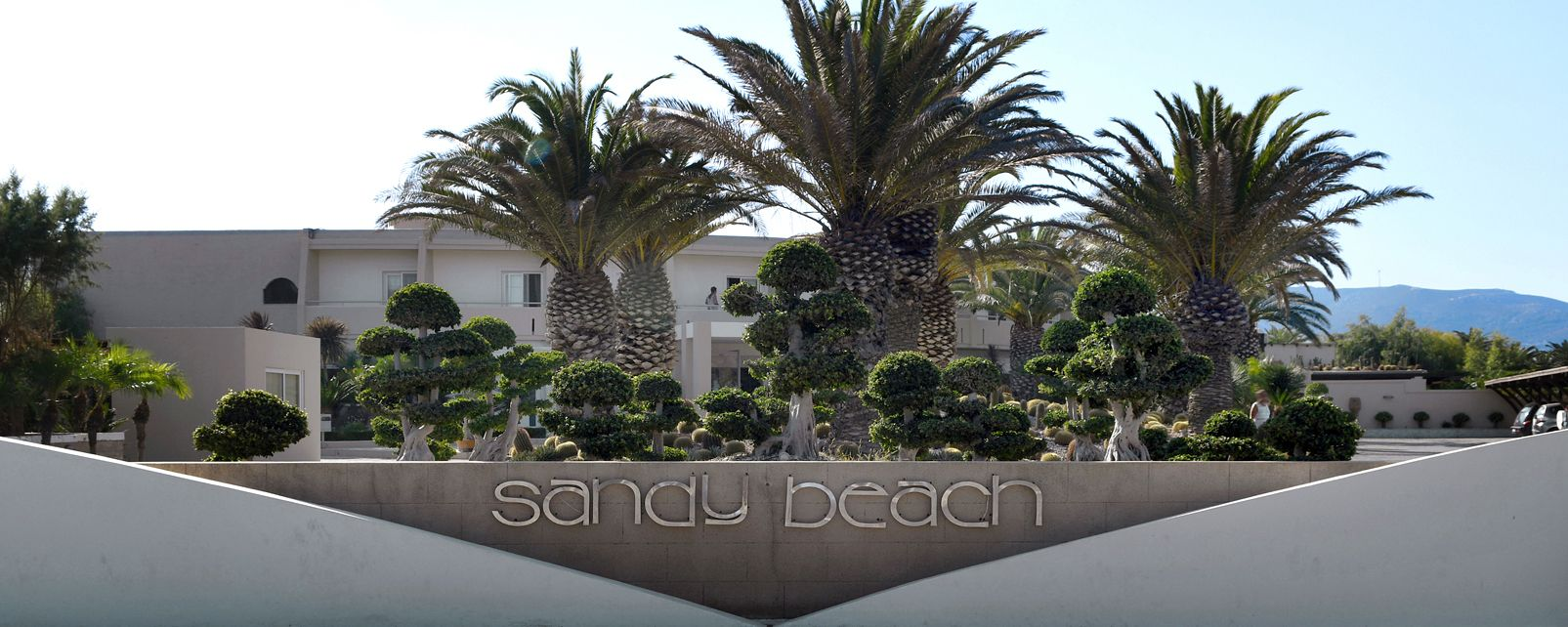 Hôtel Sandy Beach Hotel