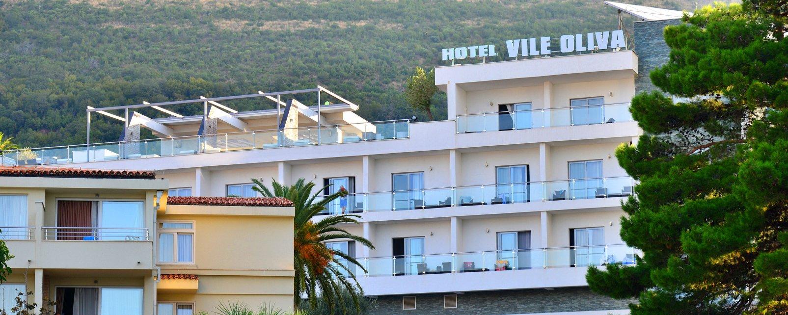 Hotel Club Jumbo Vile Oliva