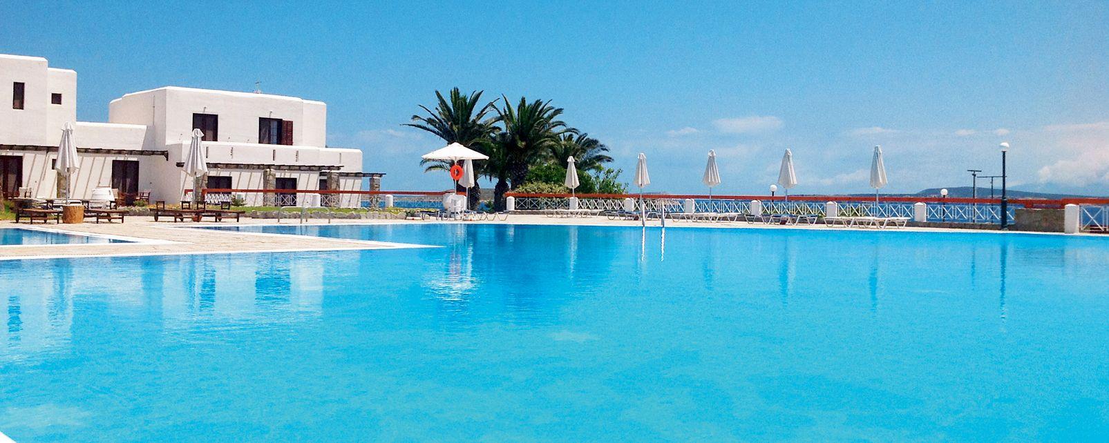 Hotel Club Ile De Paros