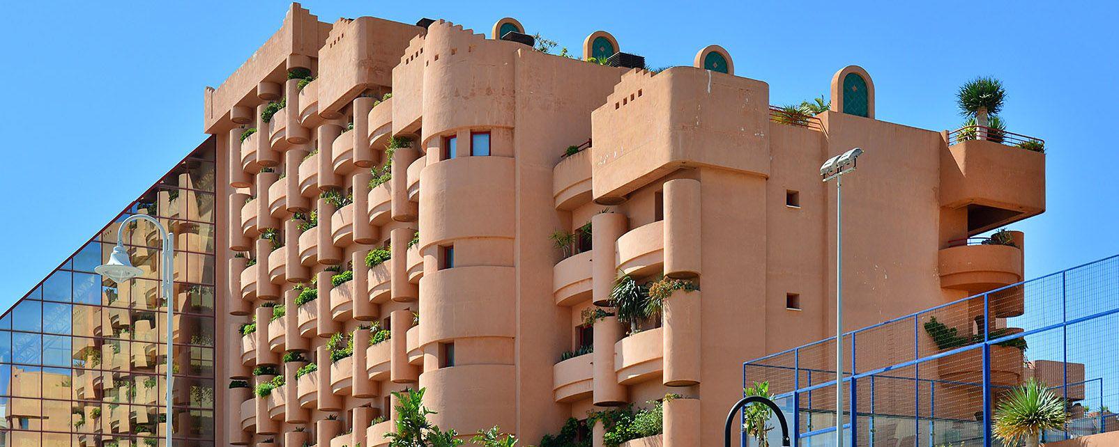 Top Clubs Almunecar Playa Spa