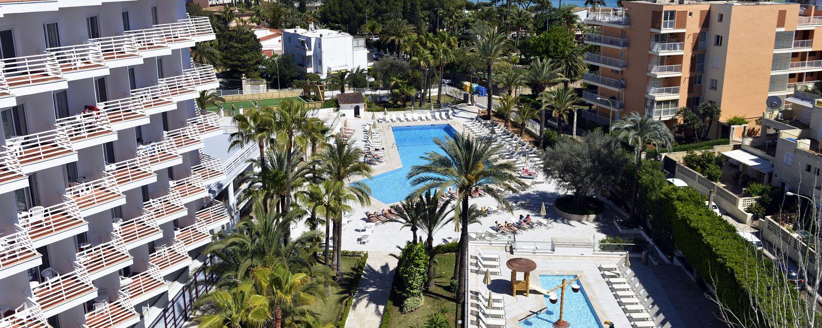 Hotel Club Coralia Palmanova Majorque