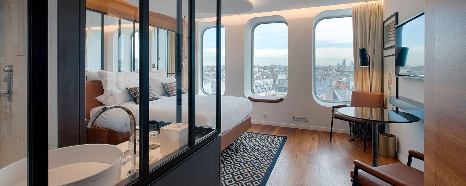 Hôtel Renaissance Paris Republique
