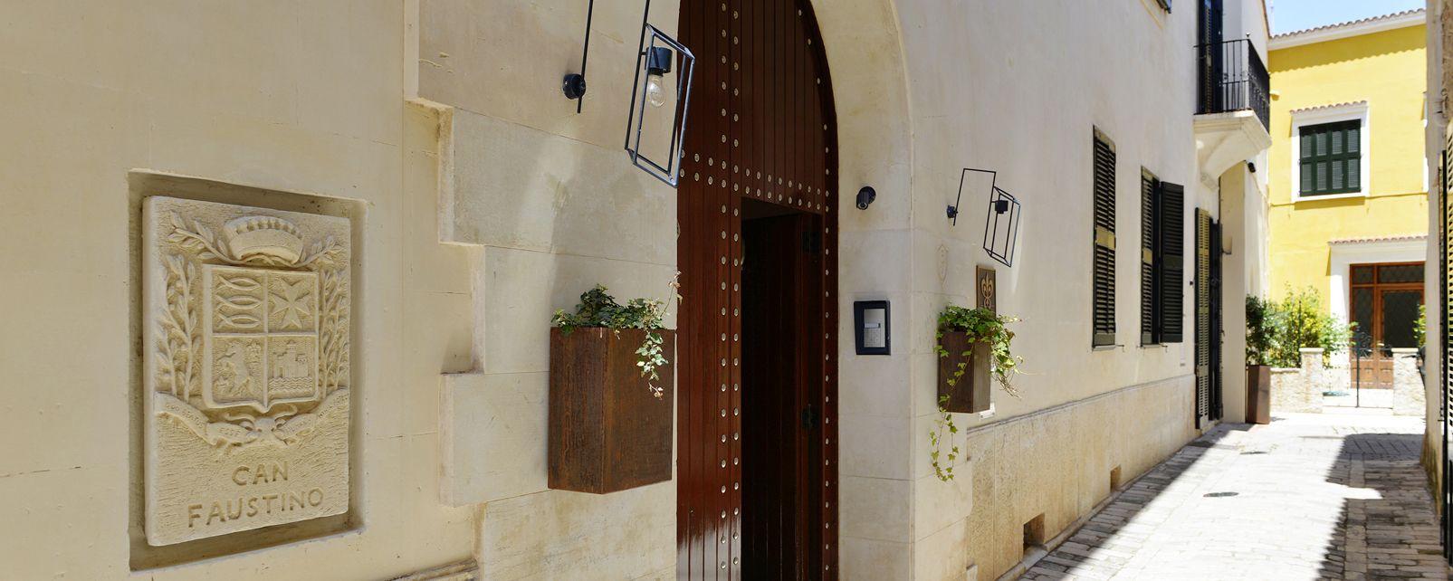 Hôtel Can Faustino