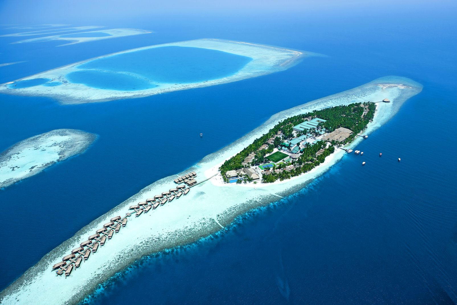 Club Jet tours Vilamendhoo Island Resort & Spa 4* - 1