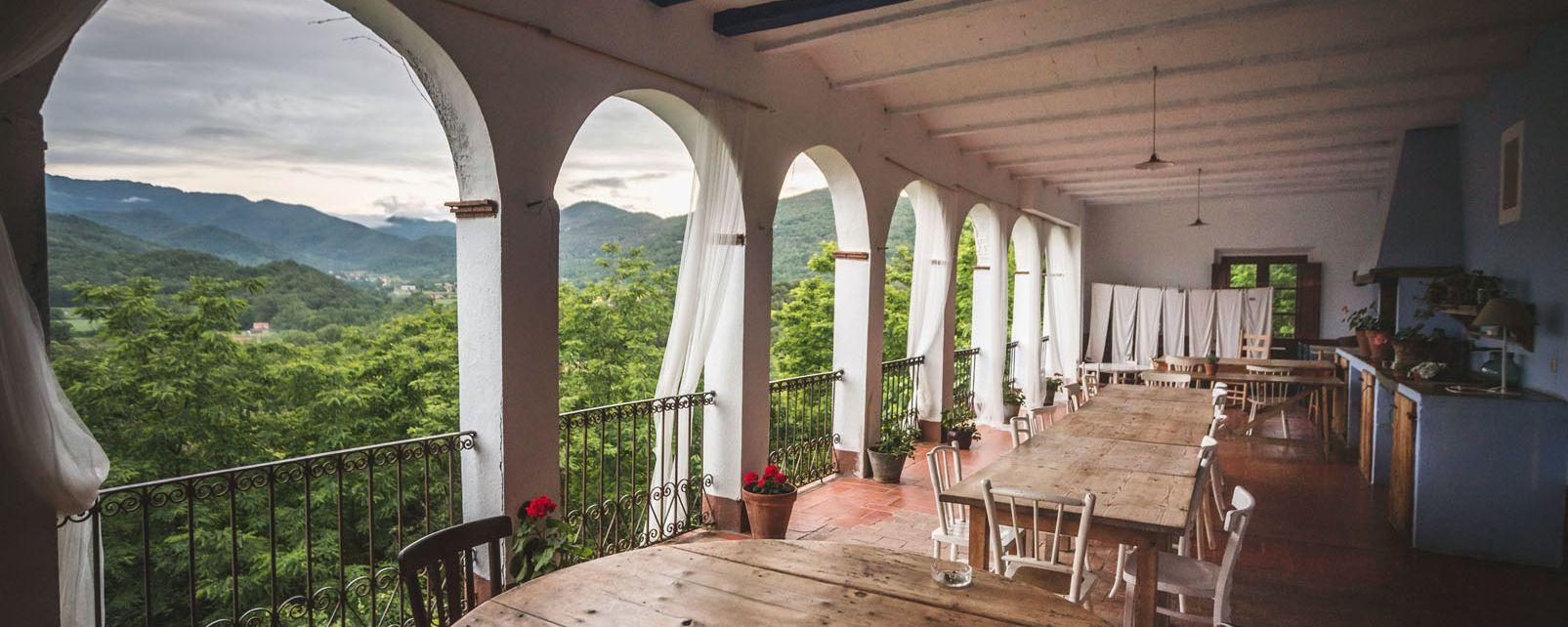 Hôtel Mas Garganta