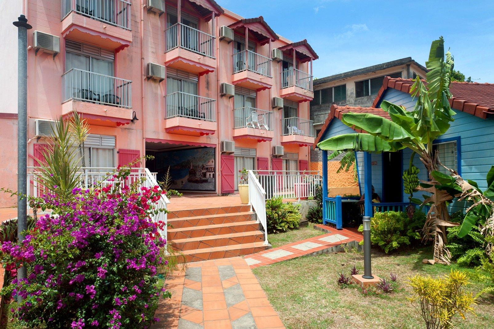 Hôtel Bambou 2* - 1