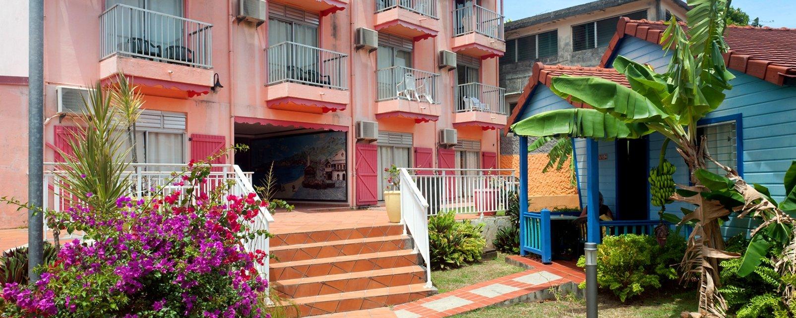 Hôtel Hôtel Bambou