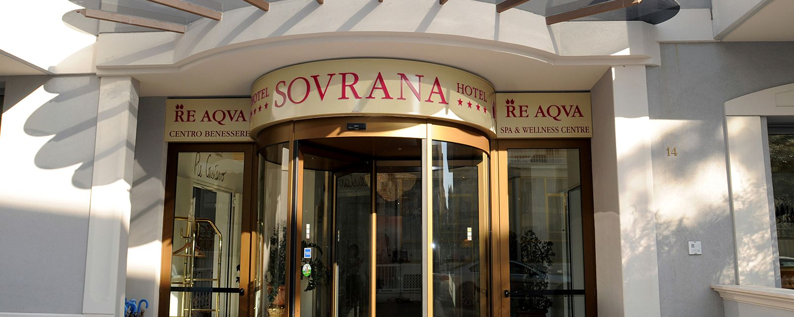 Hôtel Sovrana