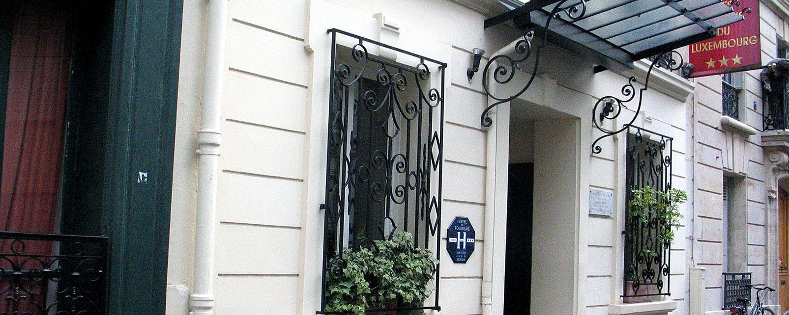 H U00f4tel Les Jardins Du Luxembourg  Paris