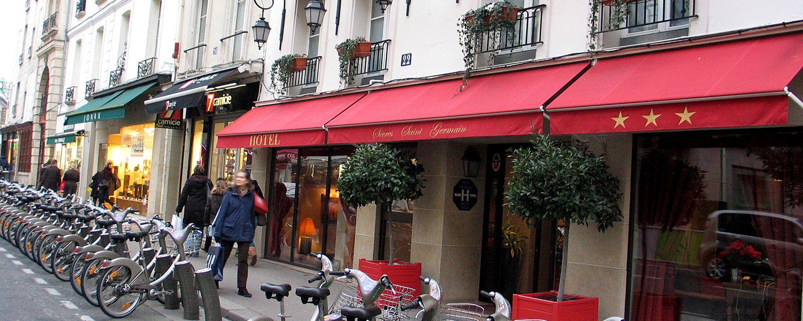 Hotel Sevres St Germain