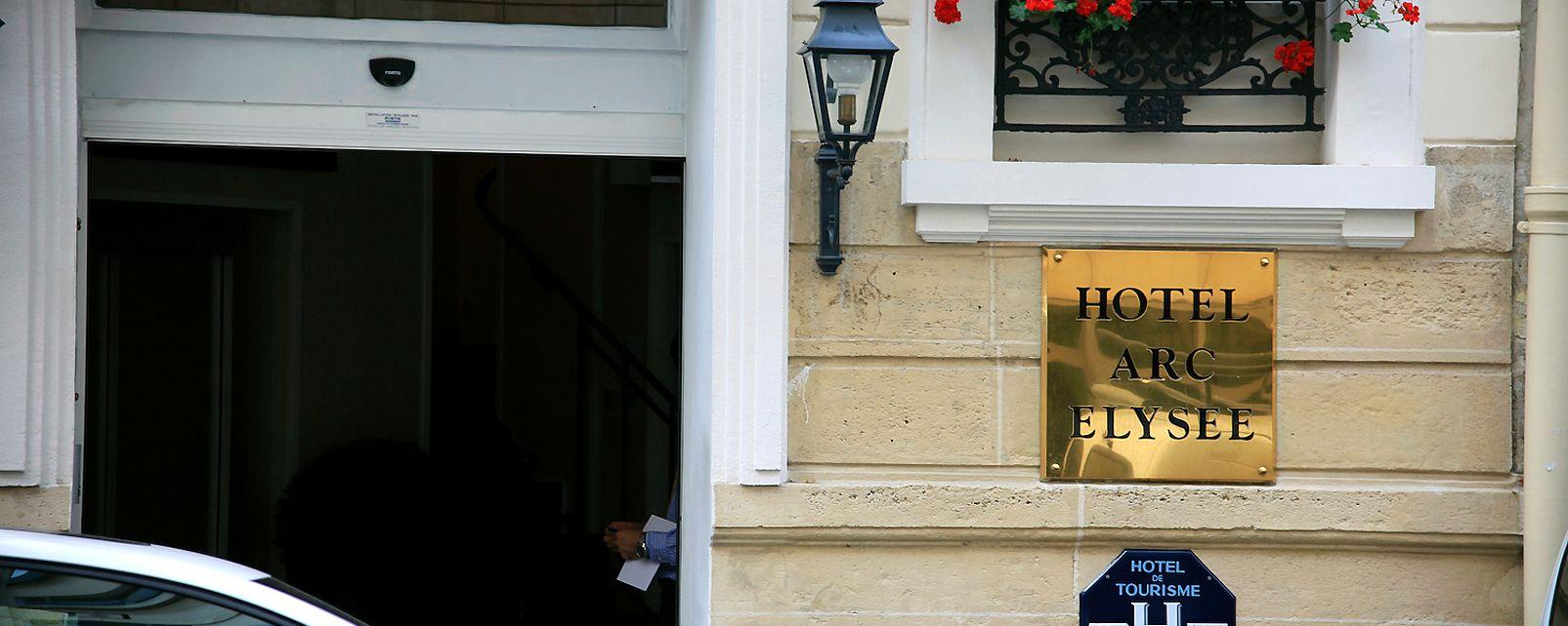 Hotel Arc Elysée