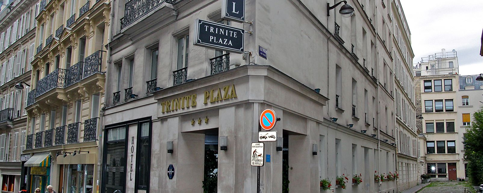 Hôtel Trinite Plaza