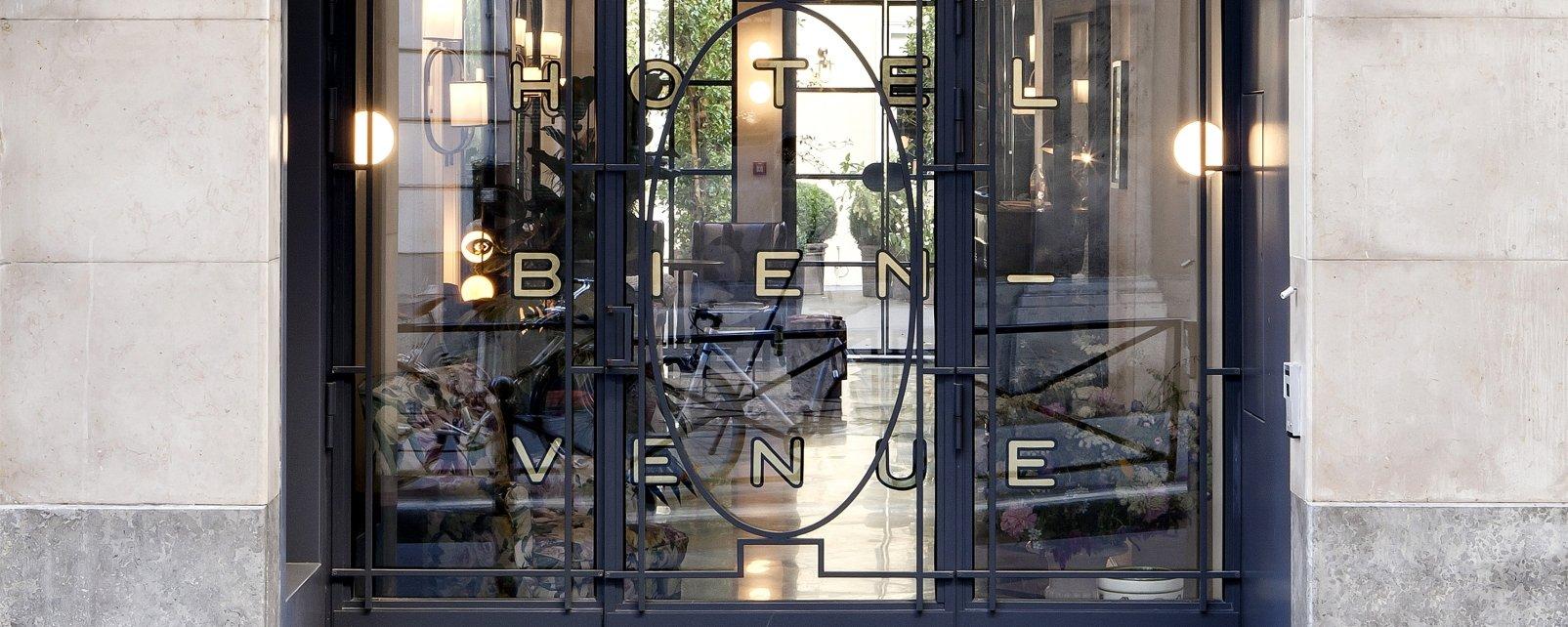 Hotel Hôtel Bienvenue