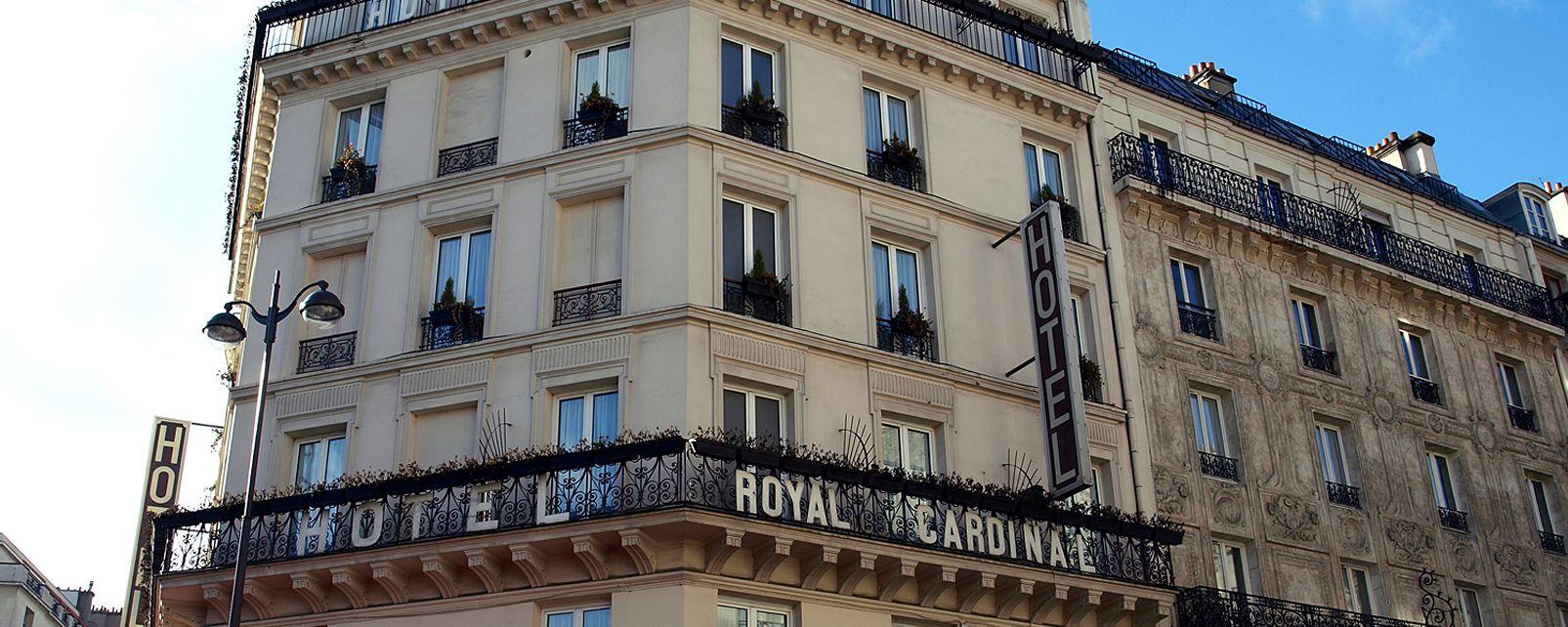 Hotel Au Royal-Cardinal