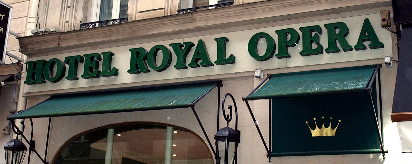 Hotel Royal Opéra
