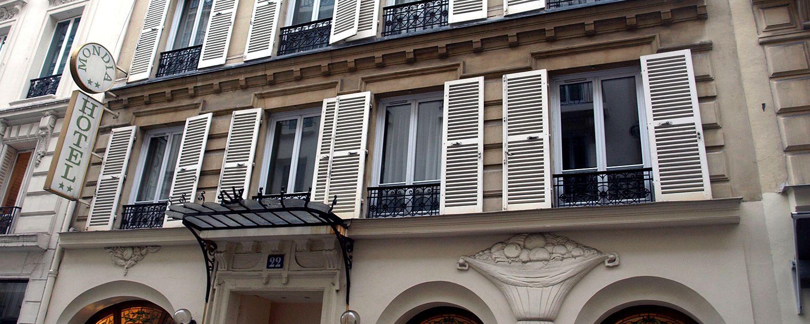 Hôtel Mondia