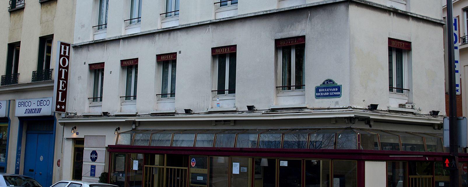 Hotel Aux Trois Portes