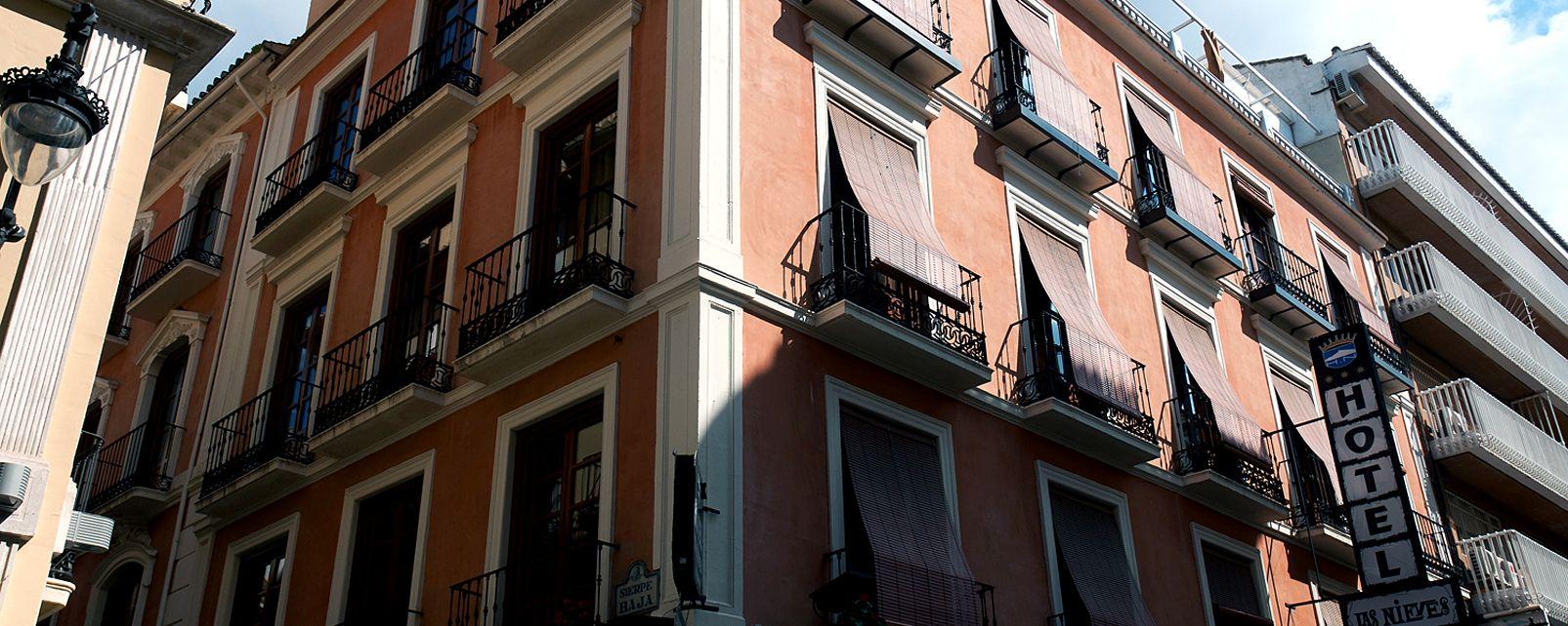 Hôtel Las Nieves