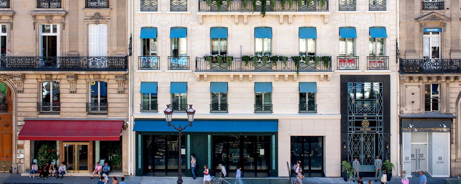 Hôtel Hôtel Le Nolinski