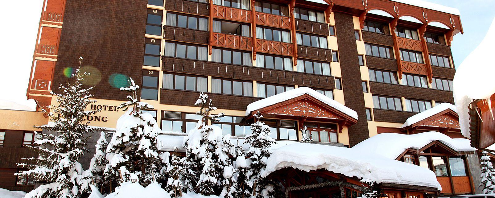Hotel Le Pralong
