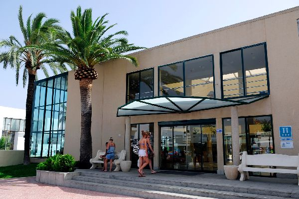 Hotel Occidental Ibiza in Sant Antoni de Portmany