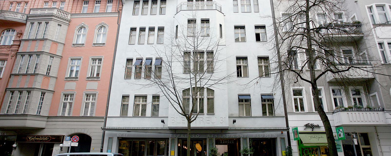Hôtel Bleibtreu Berlin