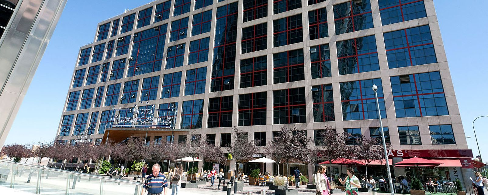 Hotel Hotusa EXE Puerta de Castilla