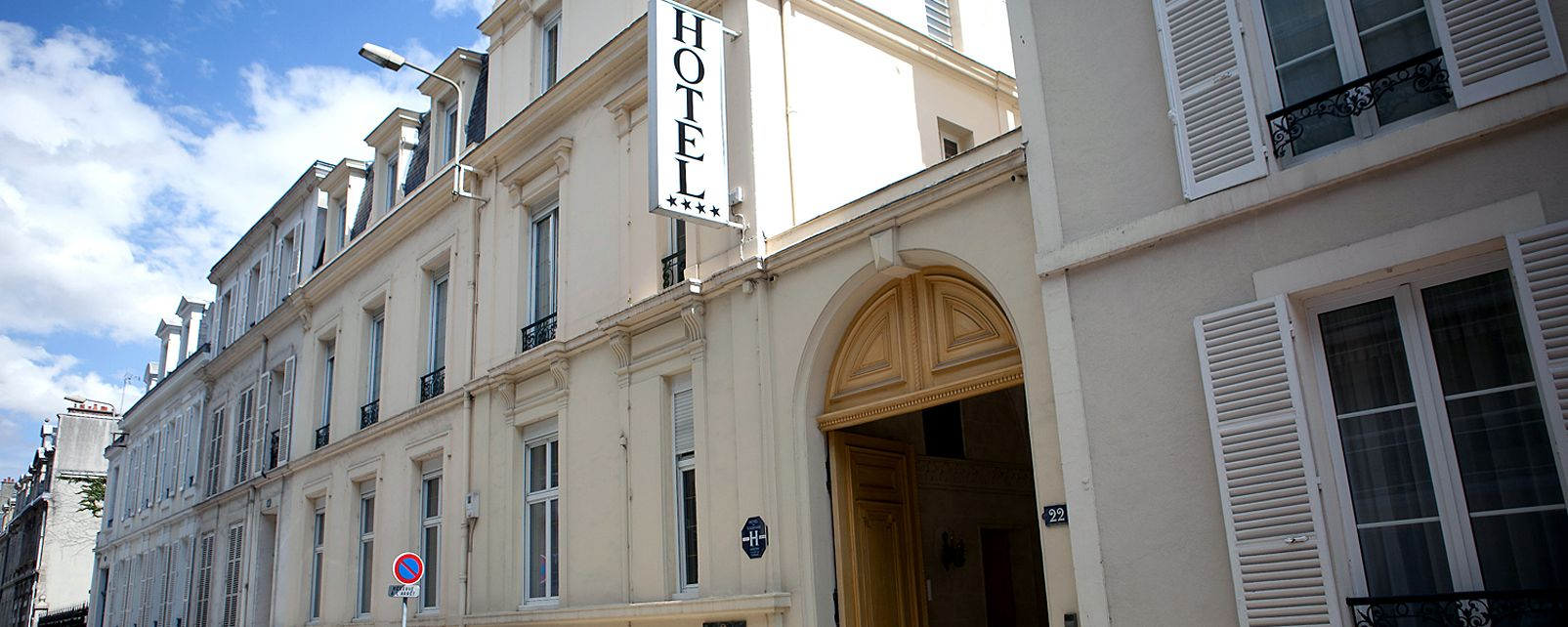 Hôtel Grand Hôtel des Templiers