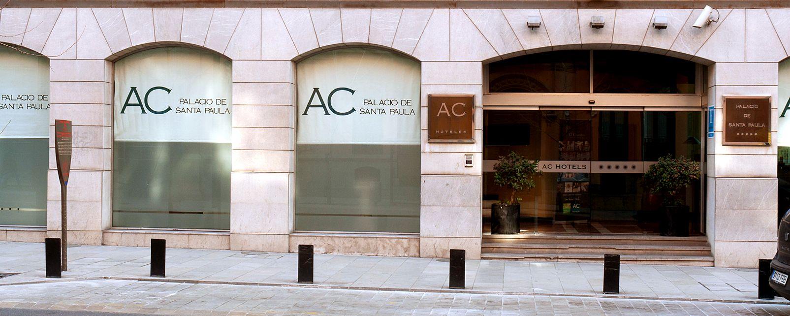 Hôtel AC Palacio de Santa Paula
