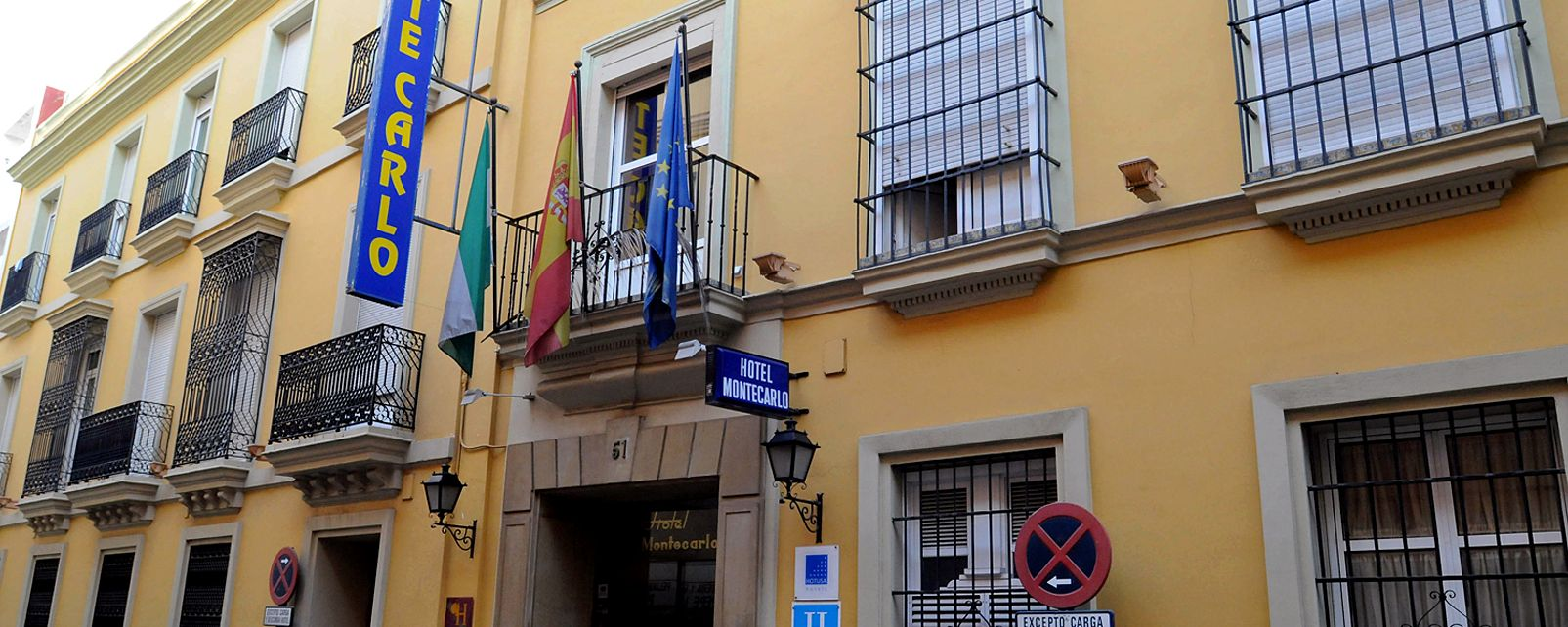 Hôtel Montecarlo
