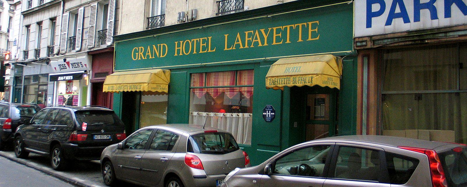 Hotel Grand Hotel Lafayette-Buffault