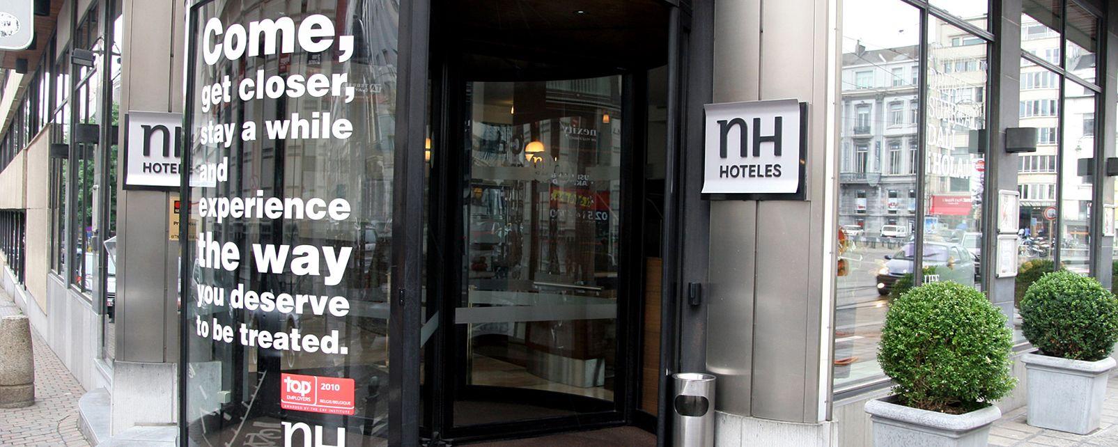 Hôtel NH City Centre