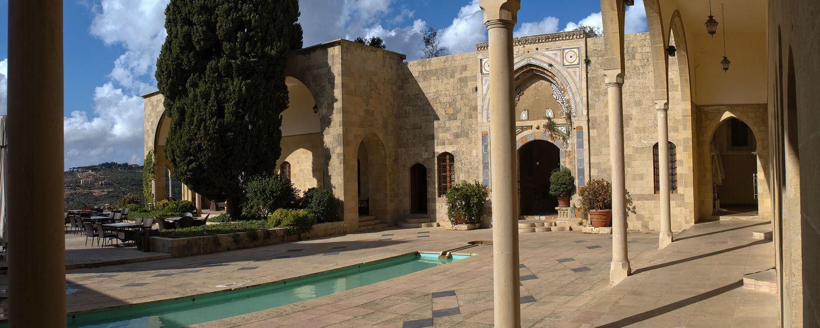 Hôtel Mir Amin Palace