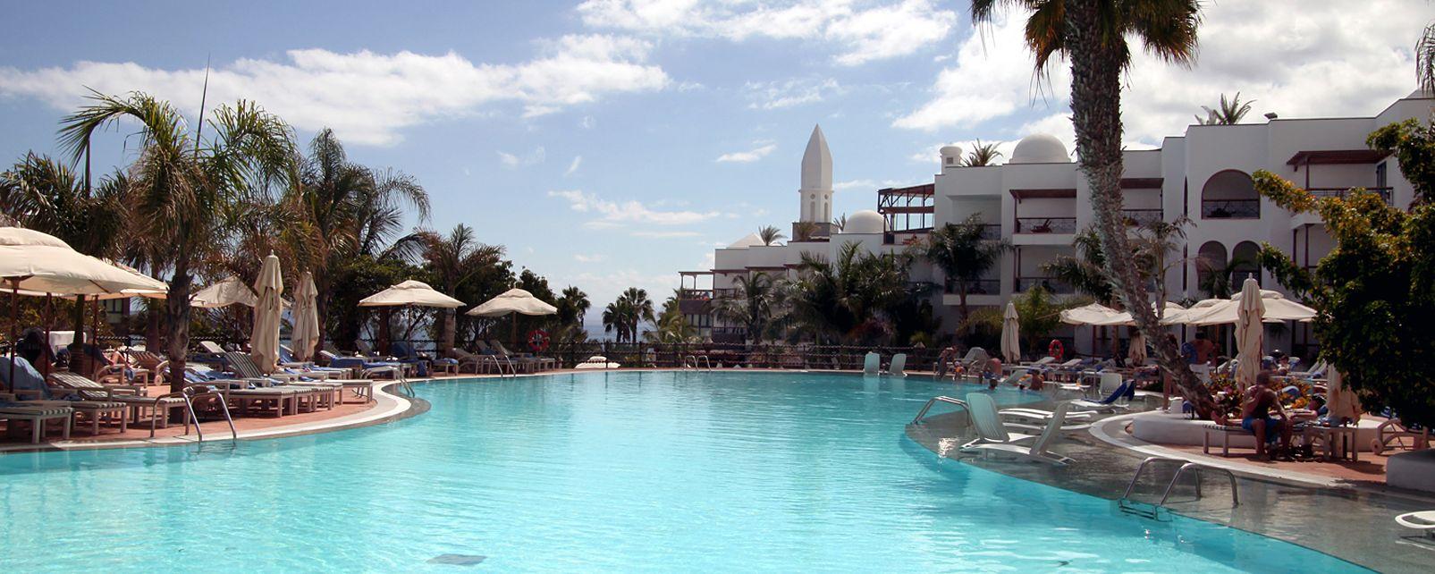 Hotel princesa yaiza playa blanca for Hotel princesa yaiza