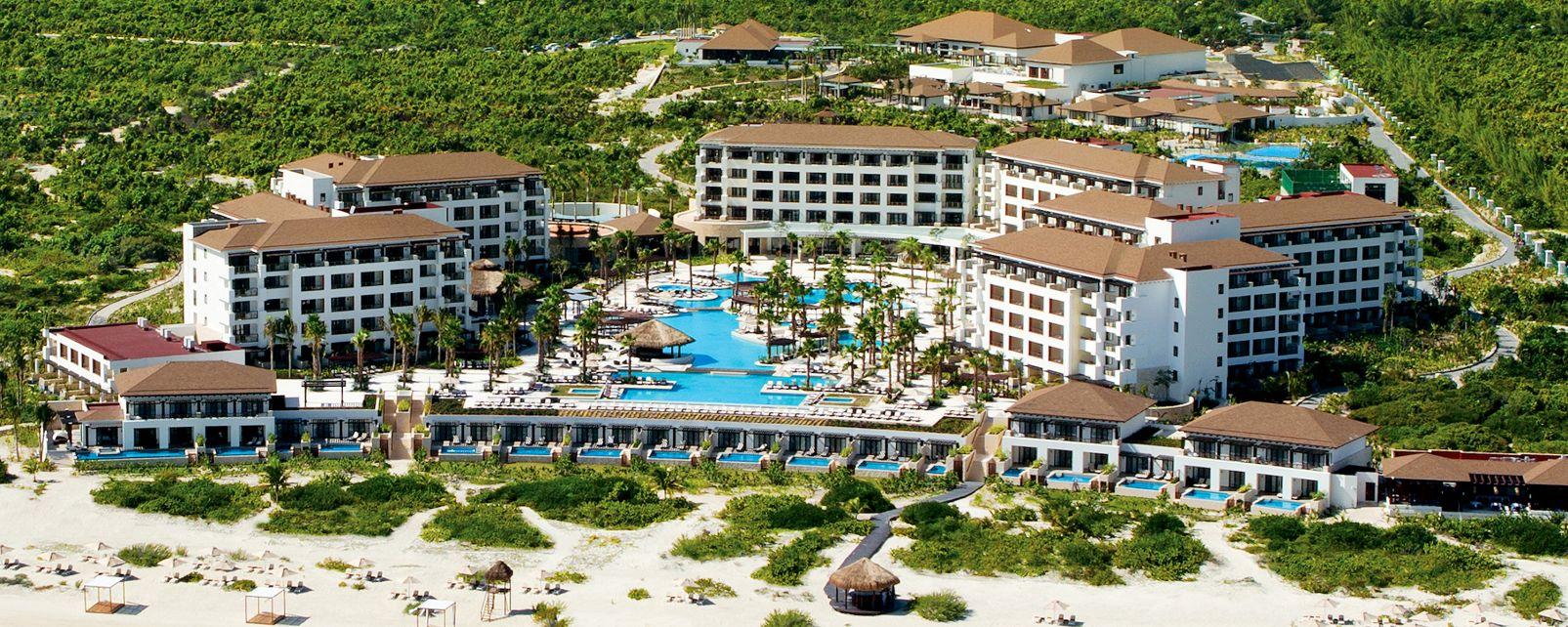 Secrets Playa Mujeres Golf Spa Resort
