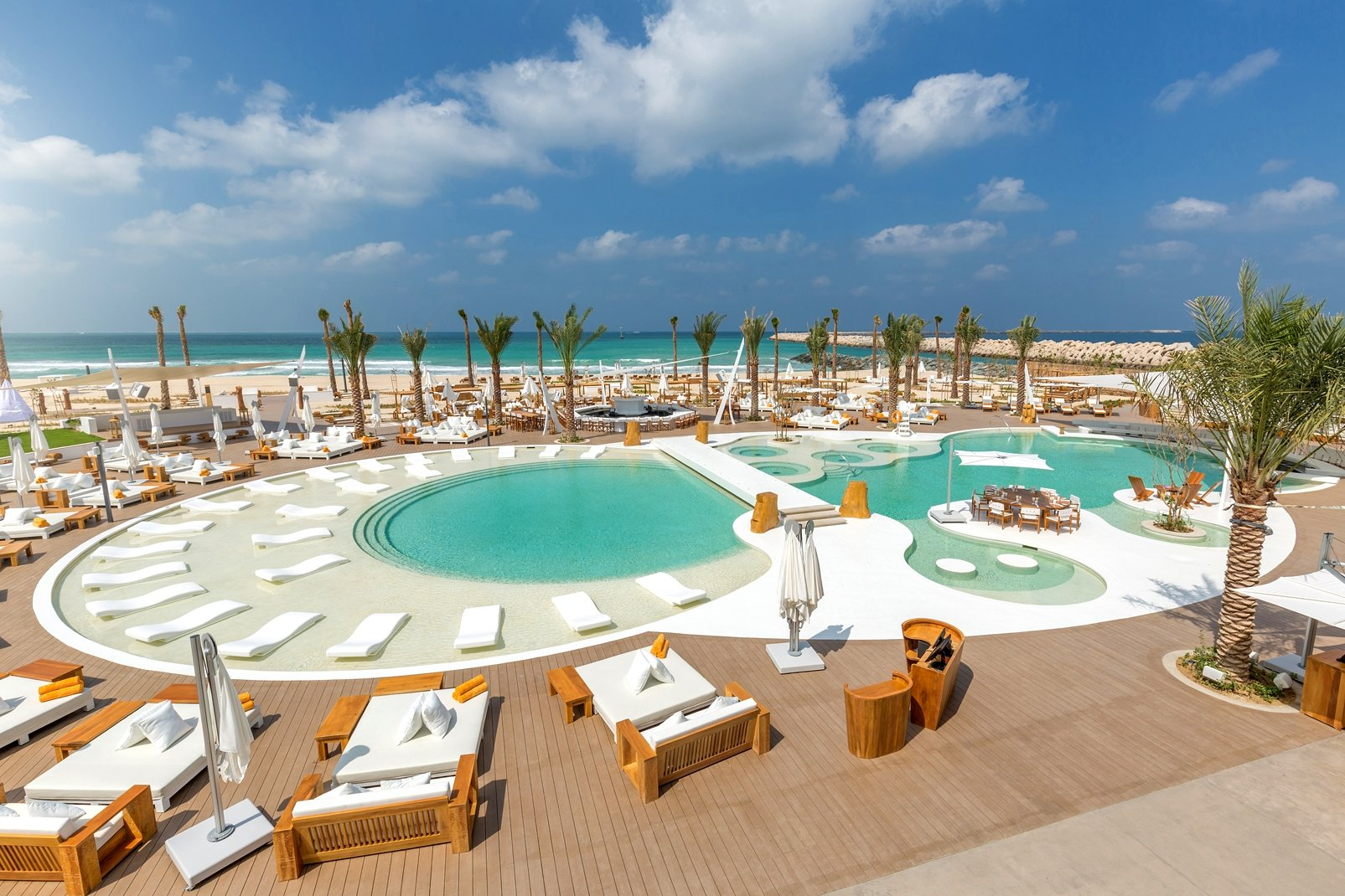 Hôtel Nikki Beach Resort & Spa Dubaï 5* - 1