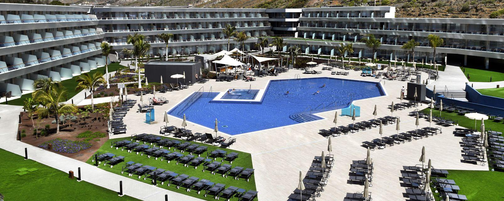 Hôtel Radisson Blu Resort and Spa Gran Canaria Mogan