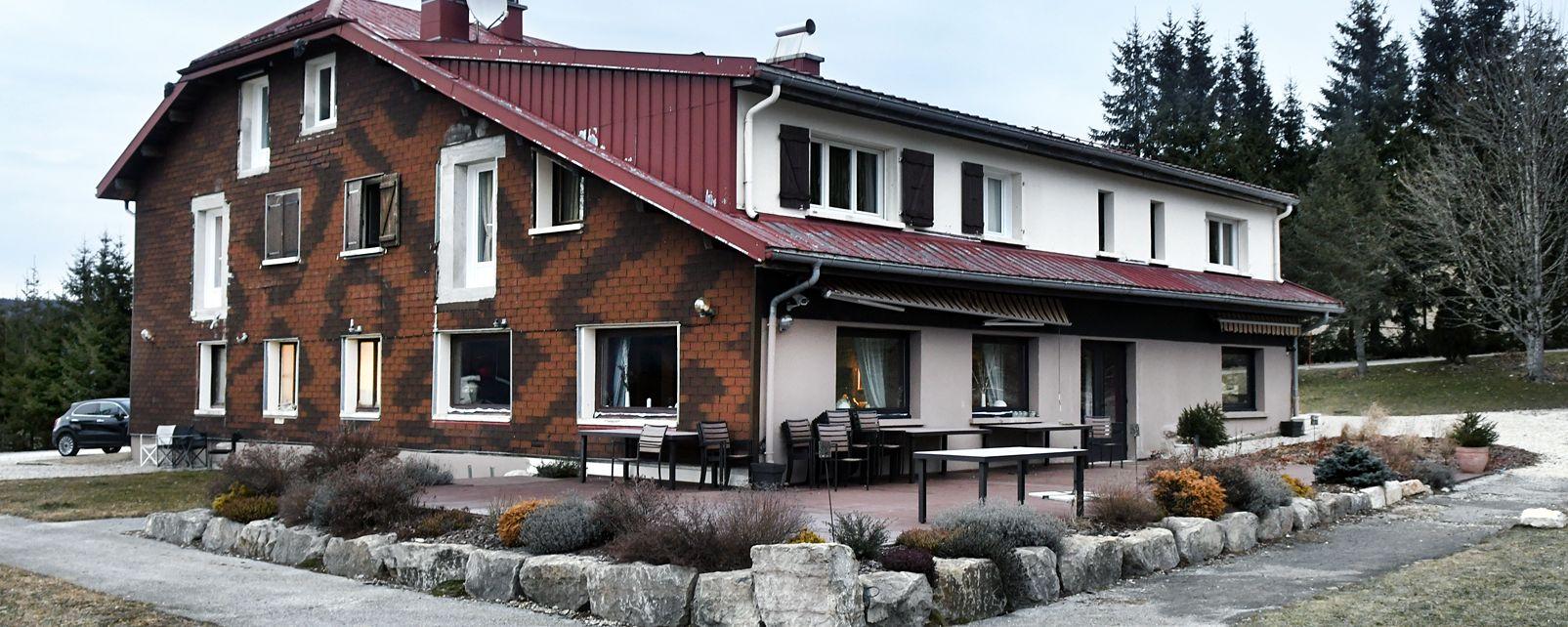 Hôtel Le Manoir des Montagnes