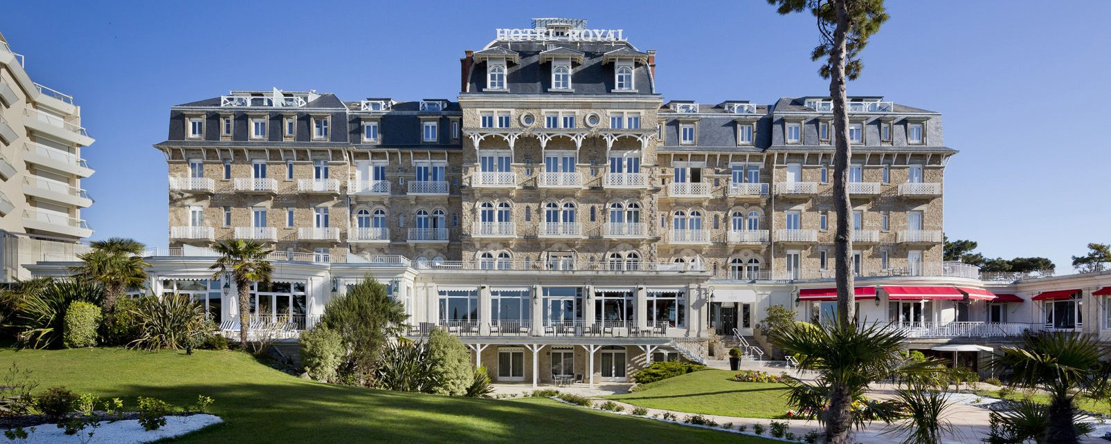 H tel le royal la baule for Hotels la baule