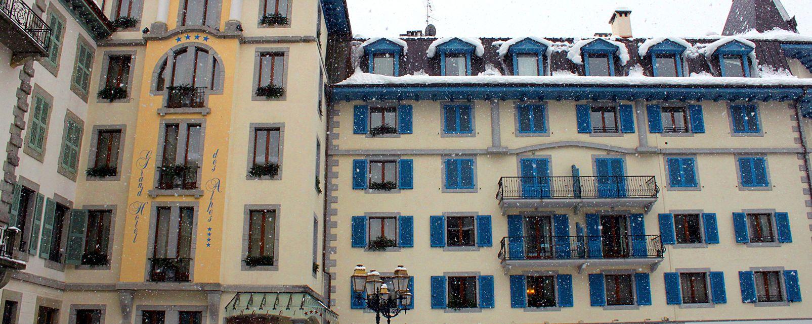 Hôtel Grand Hotel des Alpes