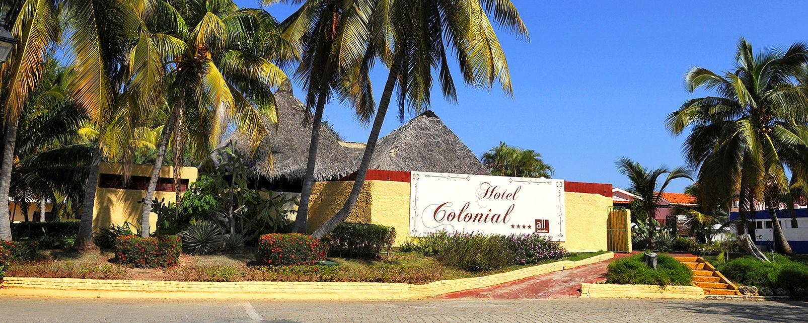 Hôtel Colonial