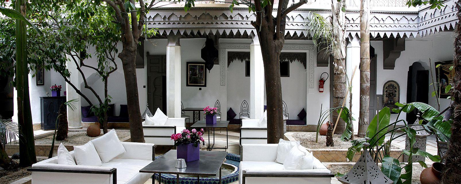 Hotel Les Jardins d'Henia
