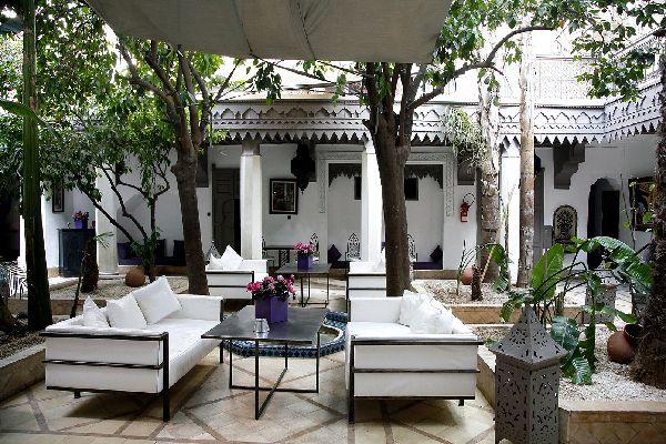 Hotel Les Jardins D Henia In Marrakech