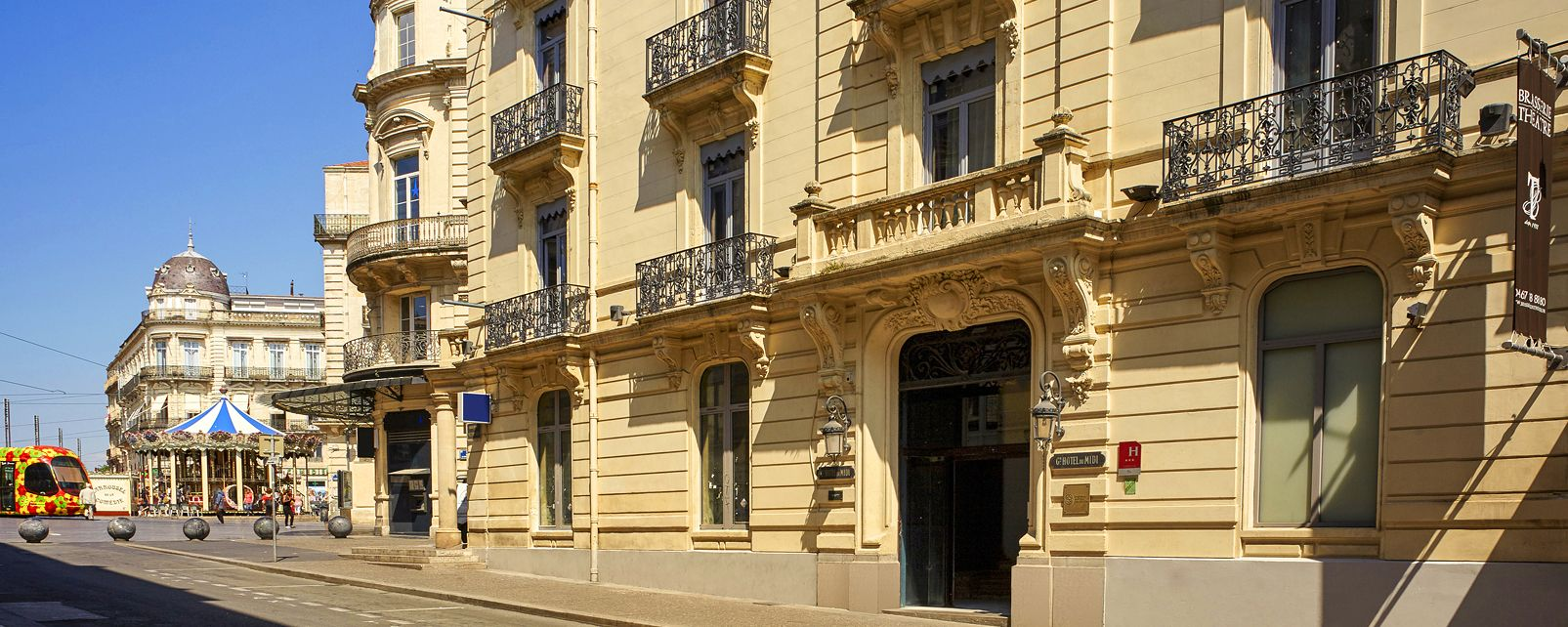 Hôtel Hôtel du Midi