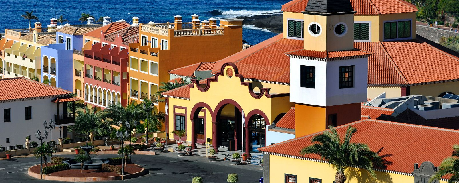 Hôtel Sunlight Bahia Principe Costa Adeje