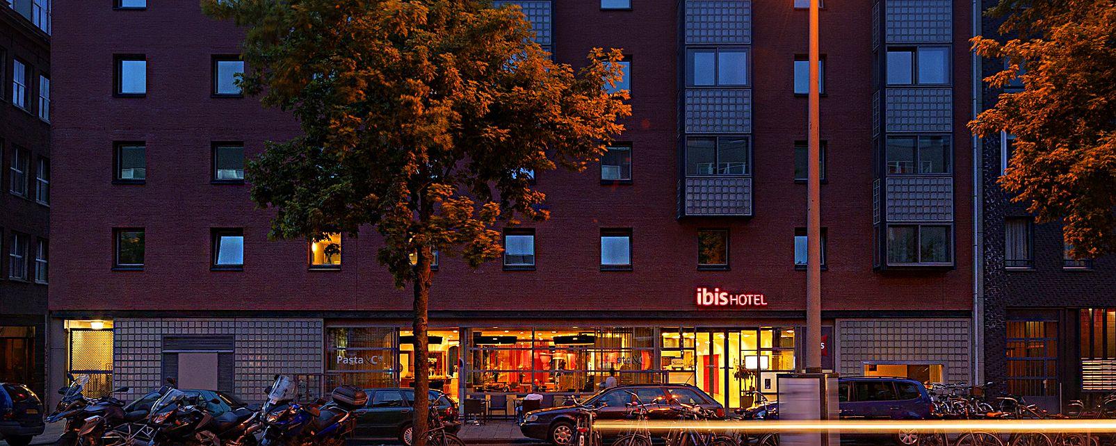 Hotel ibis amsterdam in for Ibis hotel amsterdam